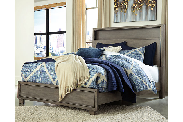 Arnett Bookcase Bed, , large