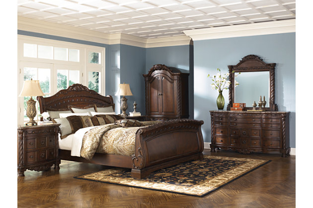 Ashley Furniture North Shore Sleigh Bedroom Set Best Home Interior - Ashley furniture northshore bedroom set