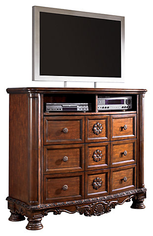 North Shore Media Chest, , large