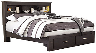 Storage Beds Of All Sizes Ashley Furniture Homestore