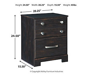 Reylow Nightstand, , large