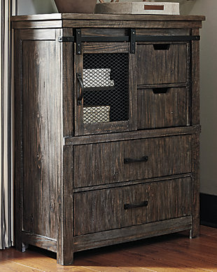 Danell Ridge Chest of Drawers, , rollover