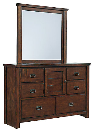 Ladiville Dresser and Mirror, , large