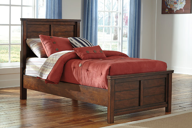 Ladiville Twin Panel Bed Ashley Furniture Homestore