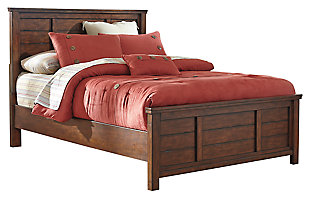 Ladiville Panel Bed, , large