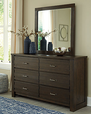 Darbry Dresser and Mirror, , rollover