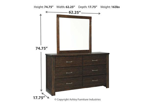 Darbry Dresser and Mirror, , large