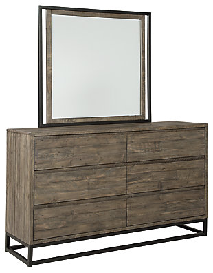 Cazentine Dresser and Mirror, , large