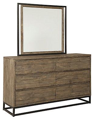 Cazentine Dresser and Mirror, , large