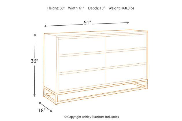 Cazentine Dresser, , large