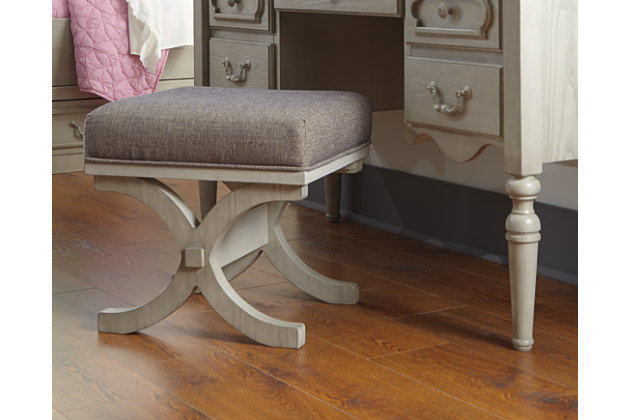 Trustworthy Abrielle Bedroom Bench Product Photo