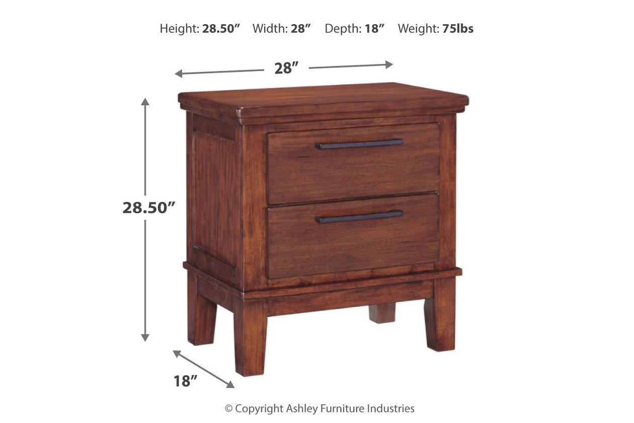 Ralene Nightstand Ashley Furniture Homestore