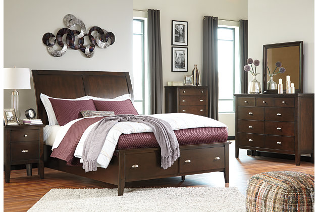 Images Evanburg Chest of Drawers  Ashley Furniture HomeStore