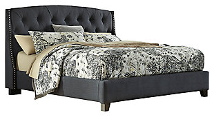 Kasidon Upholstered Headboard, , large