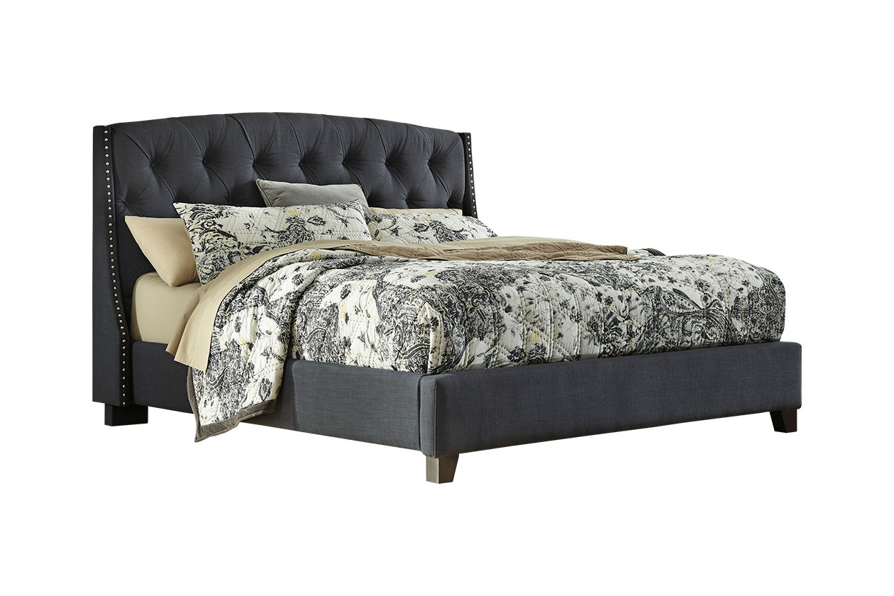 home millennium tufted with sleigh furnishings thomasville of set signature sale sofa bed bedroom master full sets furniture size storage ashley modern