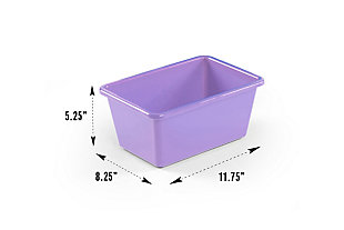 Mani Toy Storage Organizer with Twelve Plastic Bins, , large
