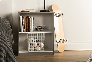 Explorer Wood Storage Bookcase, , rollover