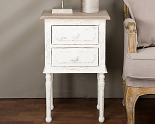 Anjou Traditional French Accent Nightstand, , rollover