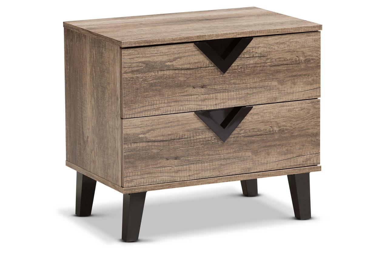 Two Drawer Nightstand Ashley Furniture Homestore