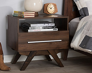 Ashfield Finished Wood Nightstand, , rollover