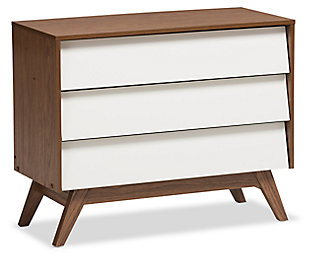 Hildon 3-Drawer Storage Chest, , large