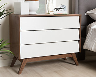 Hildon 3-Drawer Storage Chest, , rollover