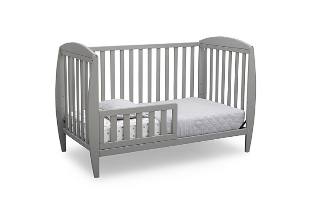 Delta Children Taylor 4-in-1 Convertible Baby Crib, , large