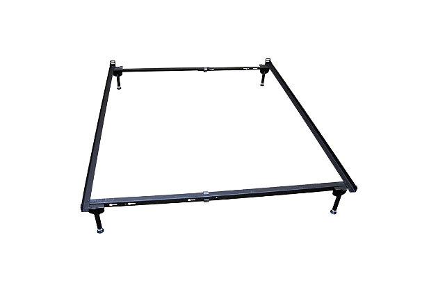 Delta Children Full Size Bed Metal Bed Frame, , large