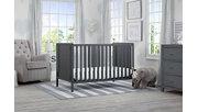 Delta Children Heartland Classic 4-in-1 Convertible Baby Crib, , rollover