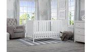 Delta Children Heartland Classic 4-in-1 Convertible Baby Crib, , large