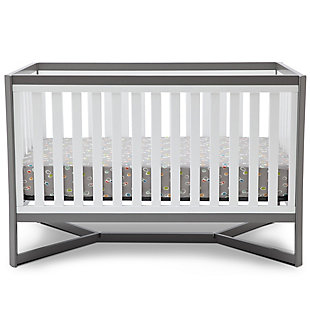 Delta Children Tribeca 4-in-1 Convertible Baby Crib, , large