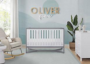 Delta Children Tribeca 4-in-1 Convertible Baby Crib, , rollover