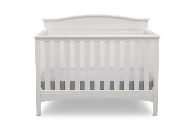 Delta Children Bennett 4-in-1 Convertible Crib, , large