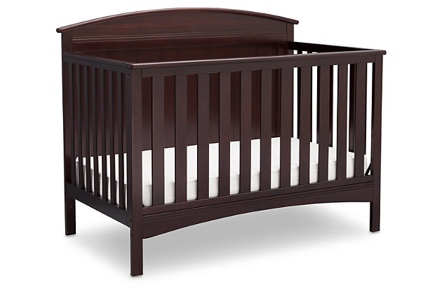 Delta Children Archer 4-in-1 Convertible Crib, , large