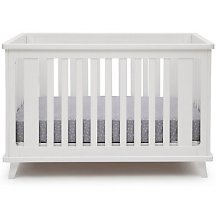Delta Children Ava 4-in-1 Convertible Crib, , large