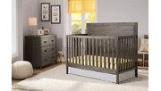 Delta Children Cambridge 4-in-1 Convertible Crib, , rollover