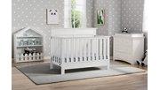 Delta Children Serta Fall River 4-in-1 Convertible Crib, , rollover