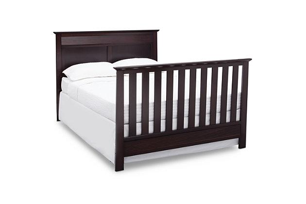 Delta Children Serta Fall River 4-in-1 Convertible Crib, , large