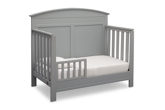 Delta Children Serta Ashland 4-in-1 Convertible Crib, , large