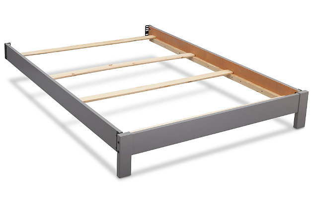 Delta Children Serta Full Size Platform Bed Kit, , large