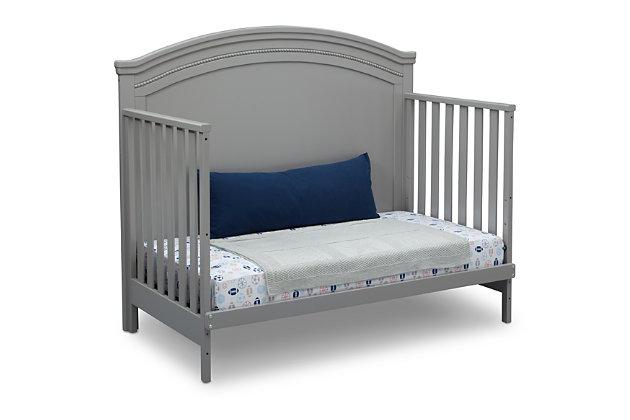 Delta Children Simmons Kids Emma Convertible Crib N More Set, , large