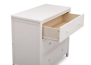 Delta Children 3 Drawer Dresser, , large