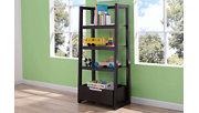 Delta Children Gateway Ladder Shelf, , rollover