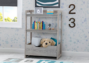 Delta Children Gateway Small Ladder Shelf, , rollover