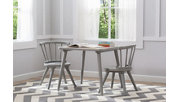 Delta Children Windsor Kids Wood Table and 2 Chair Set, , rollover