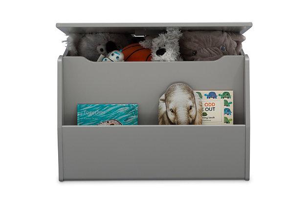 Delta Children Nolan Toy Box, , large