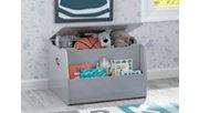 Delta Children Nolan Toy Box, , rollover
