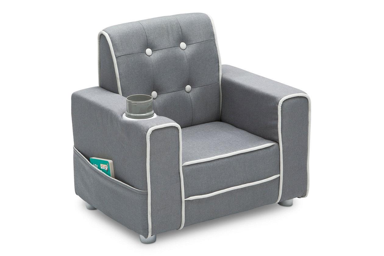 Delta Children Chelsea Kids Upholstered Chair Ashley Furniture Homestore