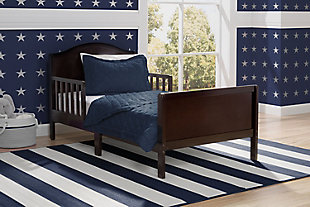 Delta Children Bennett Wood Toddler Bed, , rollover