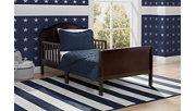 Delta Children Bennett Wood Toddler Bed, , rollover